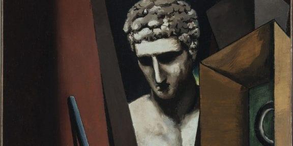 Giorgio de Chirico, Mélancolie hermétique