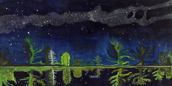 Peter Doig, Milky Way