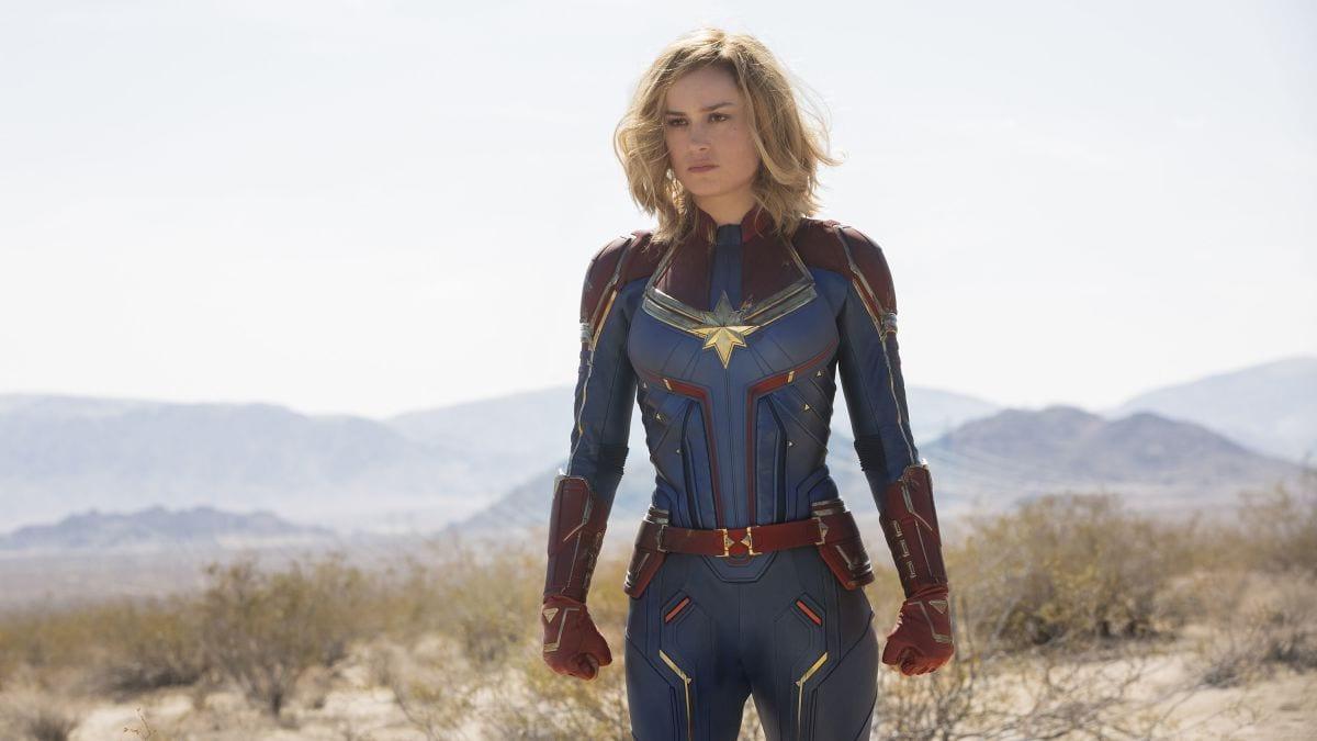 Captain Marvel: la rivincita delle bionde?