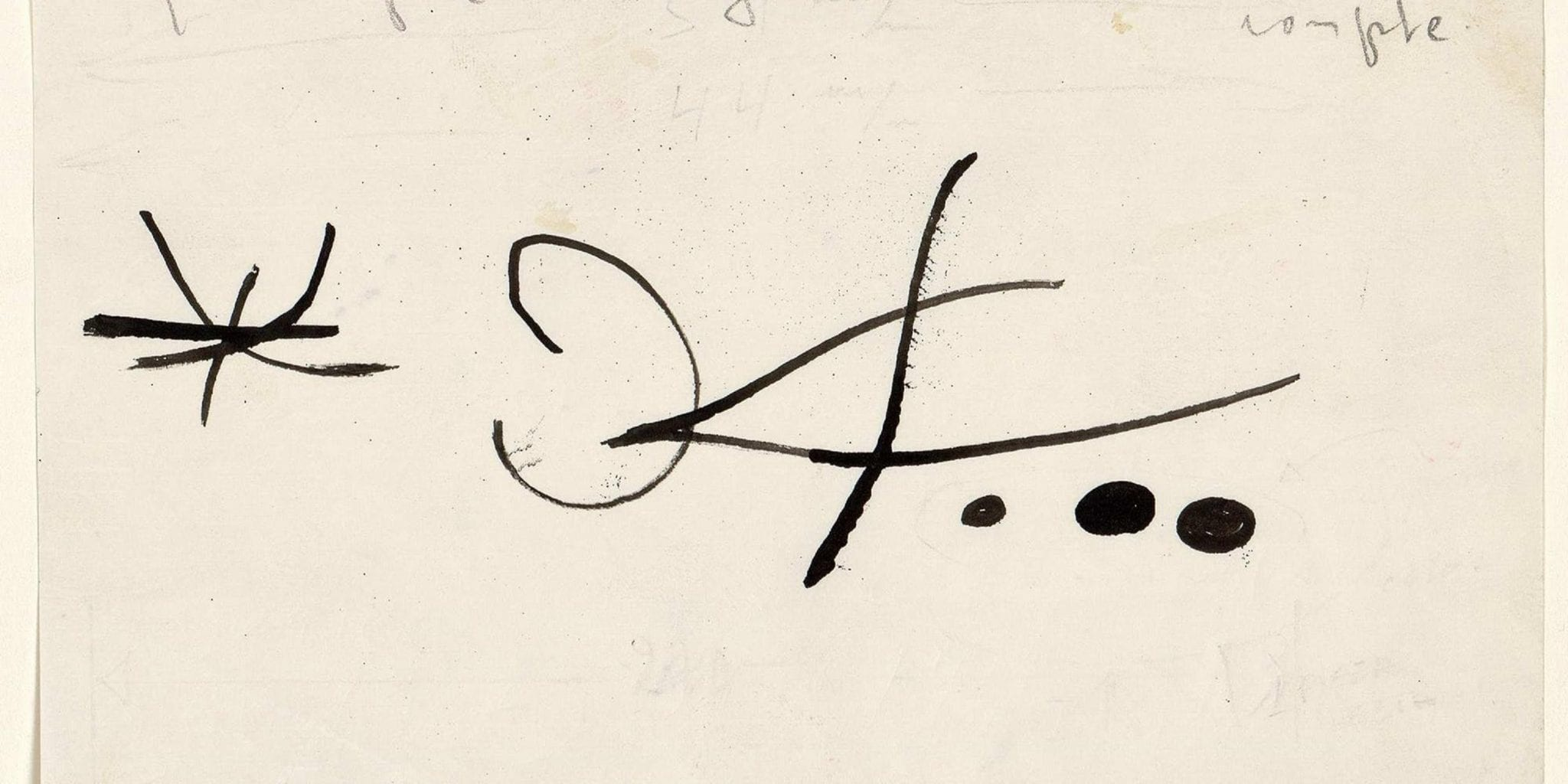 Universo Miró: tra surreali stelle e fantasmagoriche costellazioni, a Roma