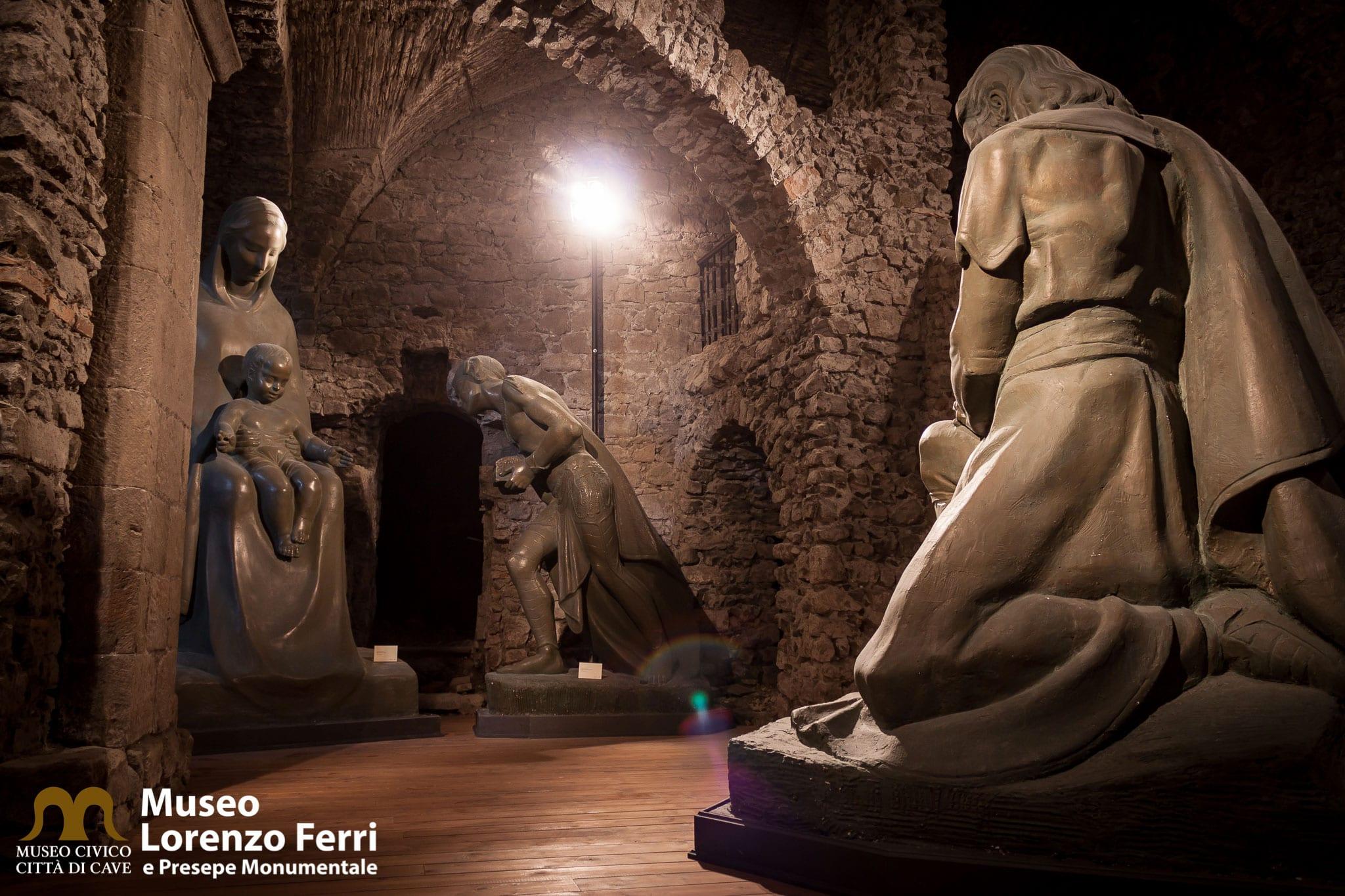 Il Museo Lorenzo Ferri, perla e vanto della Città di Cave (Roma)