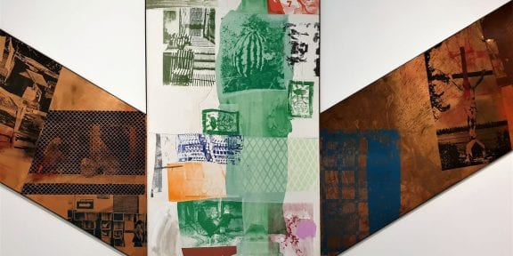 Rauschenberg: The 1/4 Mile (Foto Luca Zuccala ArtsLife)