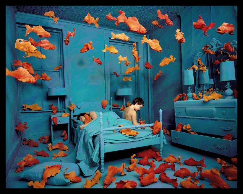 Sandy Skoglund, Revenge of the Goldfish