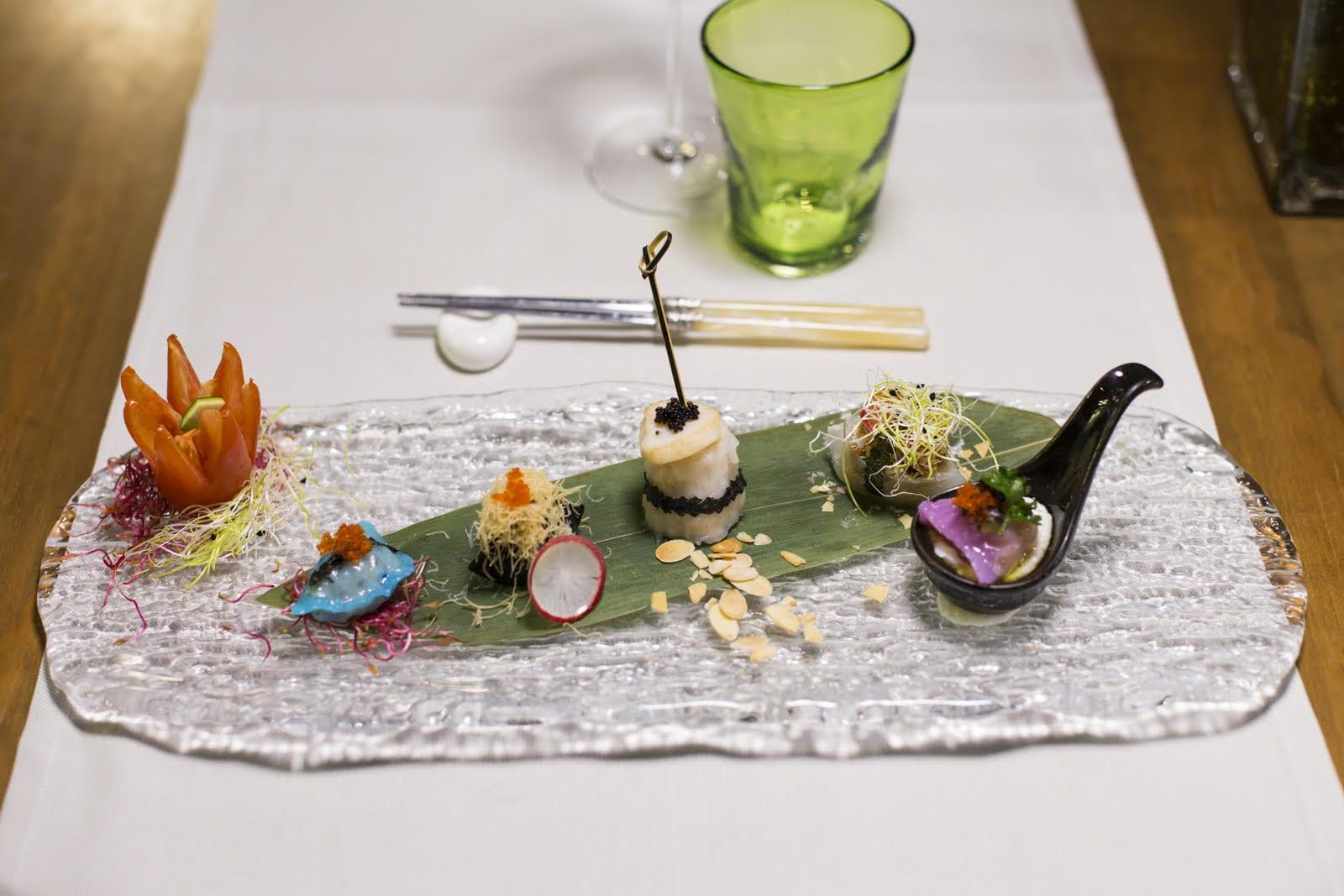 Mu Fish. L'essenza della cucina giapponese a Nova Milanese