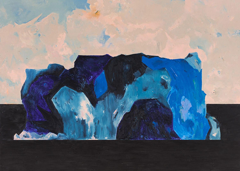 Nuovo allestimento per la collezione Olgiati a Lugano. Focus sulla natura con con opere di Auerbach, Förg e Wool