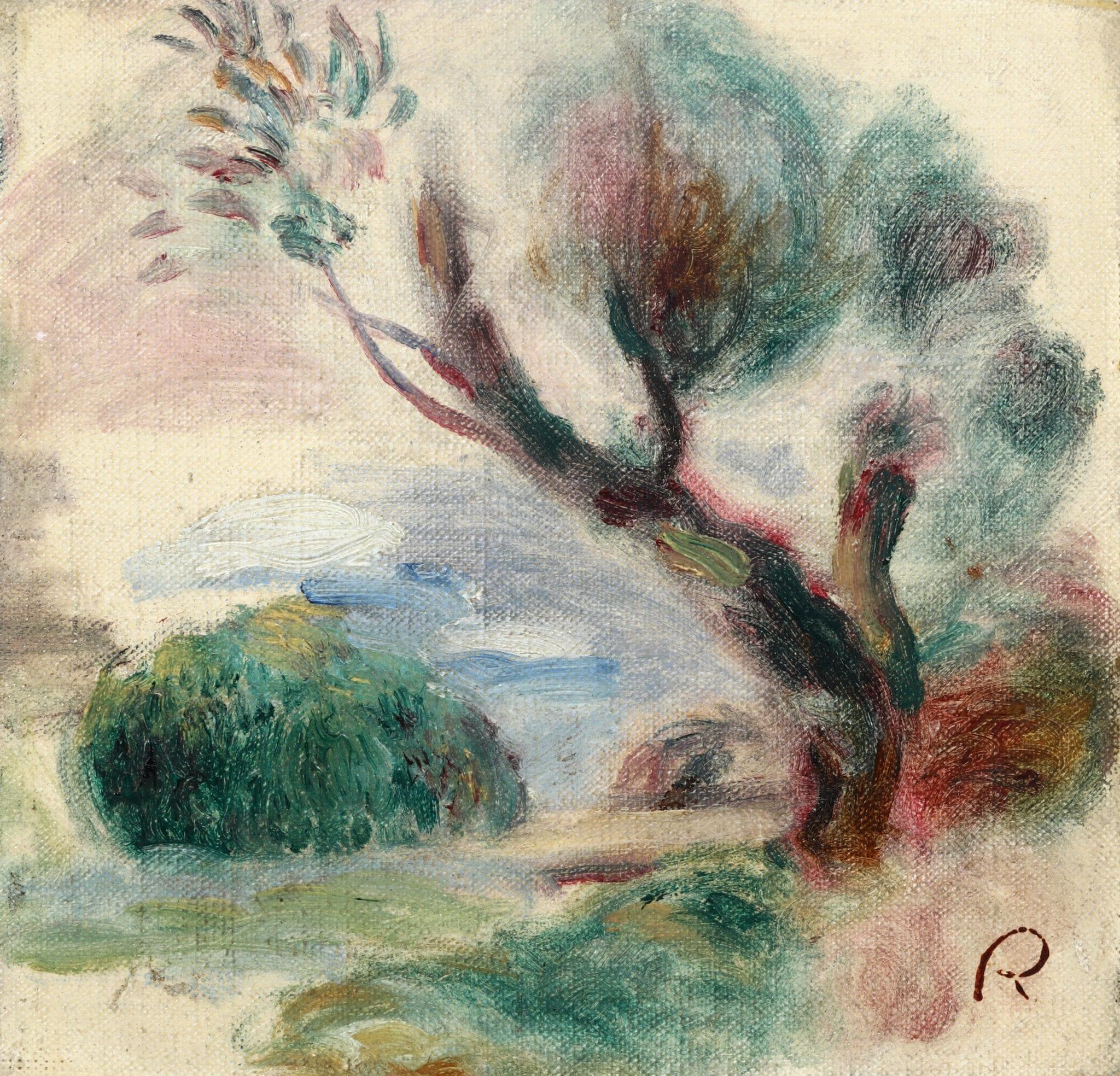 Renoir a 47.500 € in asta da Cambi a Milano. Molto bene anche il Realismo del secondo '800