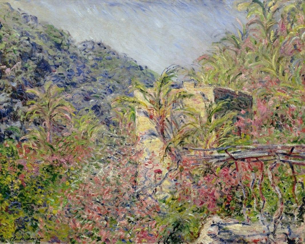 """Il gran Ritorno di Monet in Riviera, tra Dolceacqua e Bordighera """"paese fiabesco"""""""