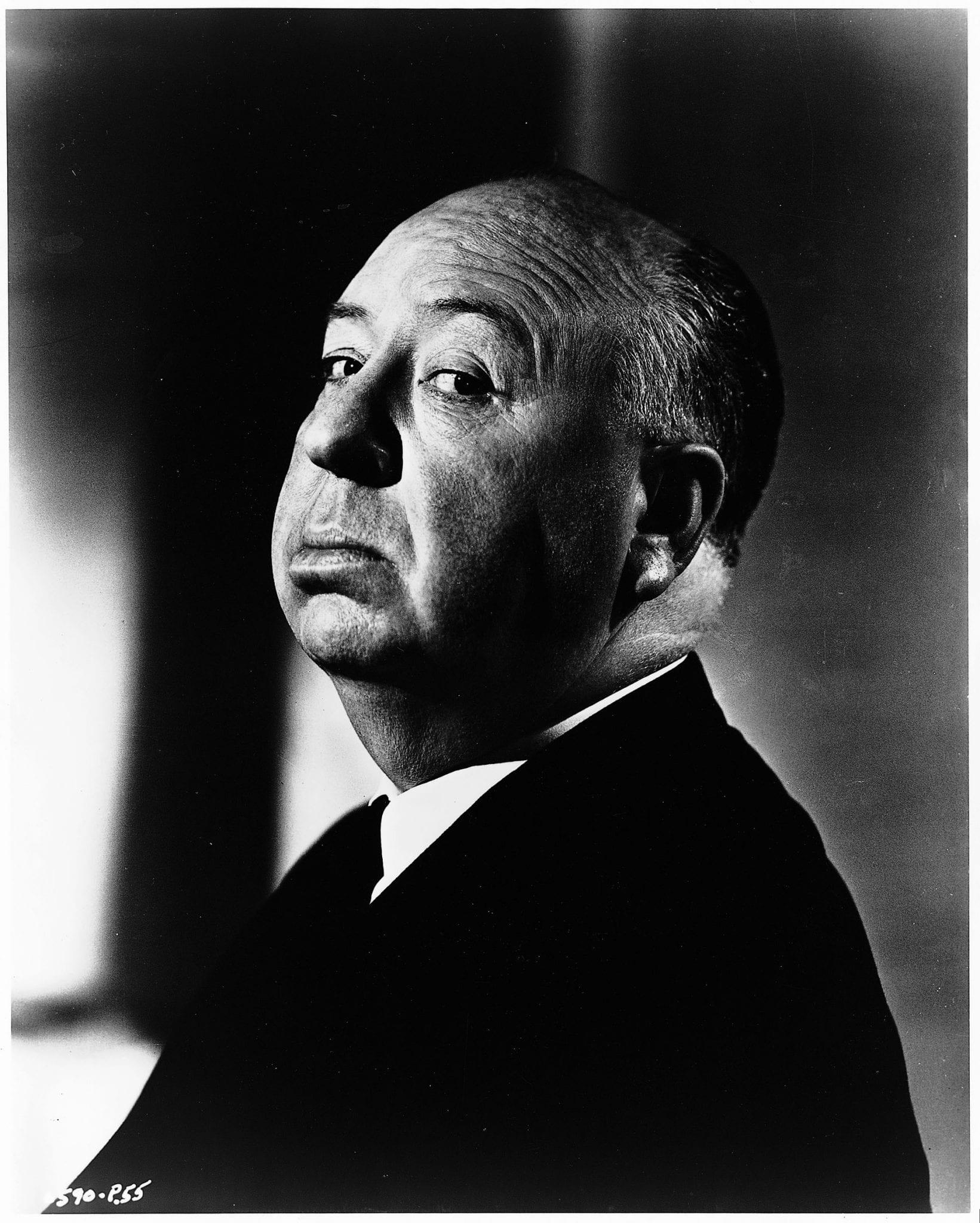Alfred Hitchcock nei film della Universal Pictures, una mostra fotografica a Pisa