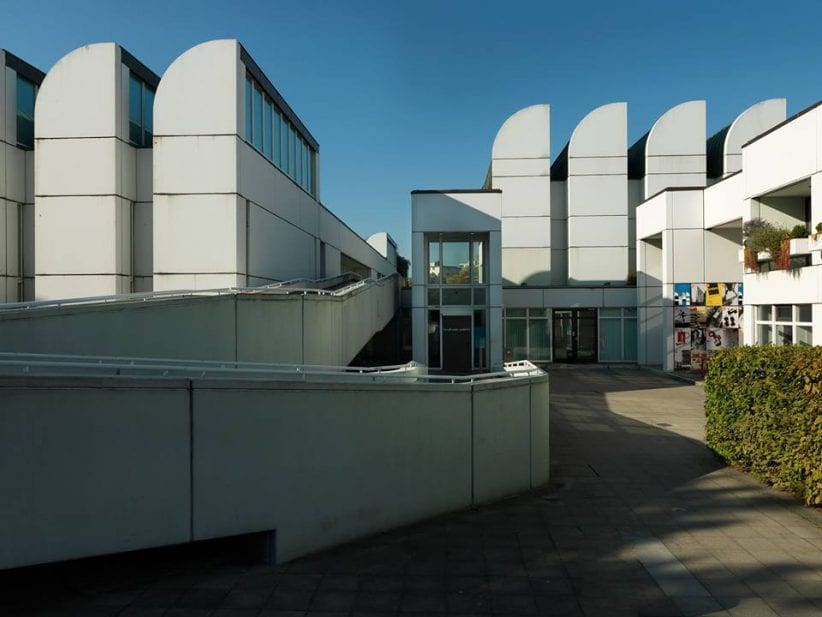 Bauhaus Archiv Museum Berlin Courtesy ViviBerlino