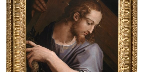 Giorgio Vasari, Cristo Portacroce, Galleria Corsini, Roma
