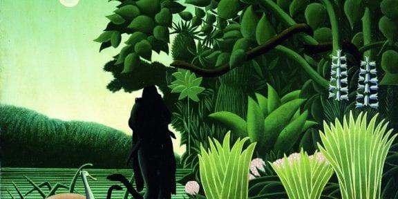 """Dialoghi a Sutri Henri Rousseau, """"La charmeuse de serpents"""""""