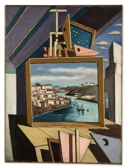 Fontana inarrestabile da Sotheby's. Schifano, Morandi e de Chirico si confermano. Delude Basquiat. Totale asta 17.500.500 euro