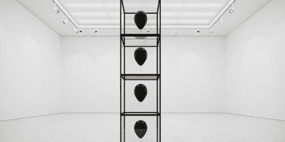 Balloon Render; Tadao Cern; Waking Dream