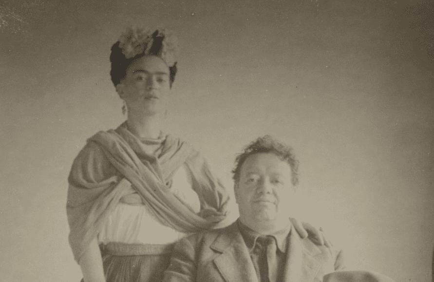 Frida e Diego come non li avete mai visti. Fotografie inedite in asta da Sotheby's