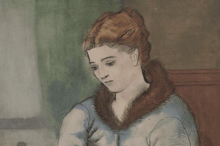 Picasso all'asta: un ritratto della prima moglie Olga stima 30 milioni