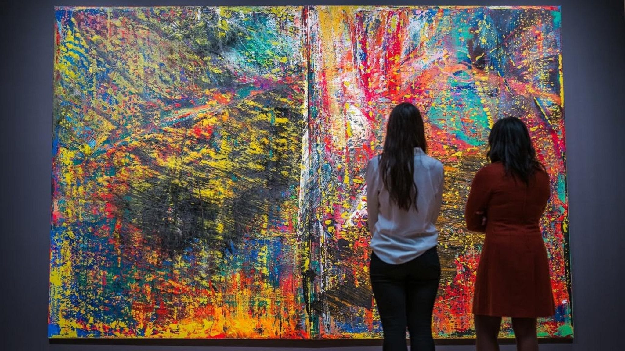 """Giù le mani dalla mia spazzatura. Gerhard Richter denuncia un disoccupato che """"trova"""" 4 suoi schizzi"""
