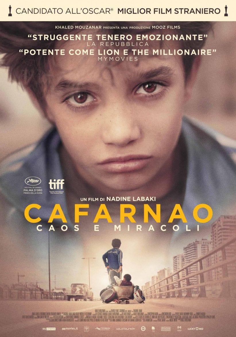 Cafarnao, il nuovo film diNadine Labaki, al cinema dall'11 aprile