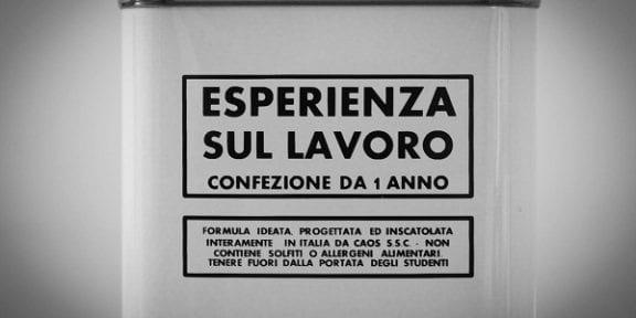 ESPERIENZA SUL LAVORO Benito Ligotti Fuorisalone 2019