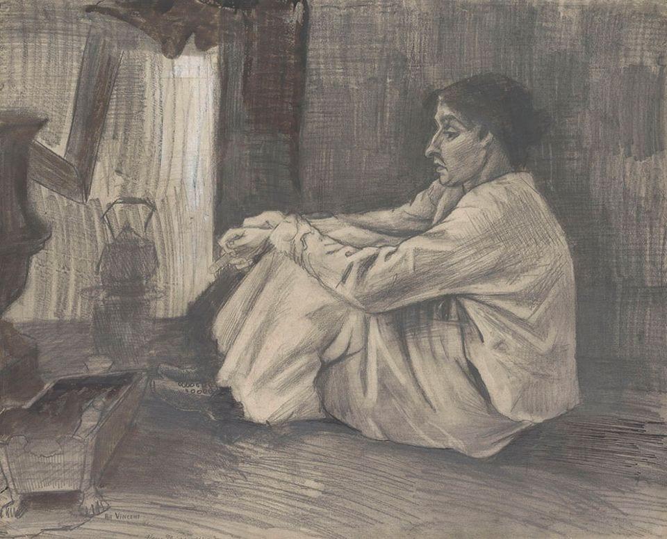 Incontro di tragiche sorti: la storia di Van Gogh e della sua unica compagna