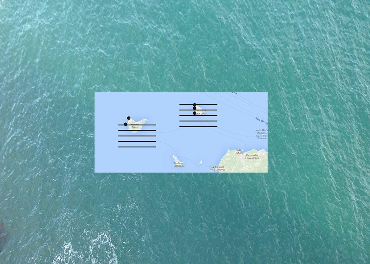 Mediterranean Sonata. La melodia cartografica di Matteo Nasini per il Mare nostrum