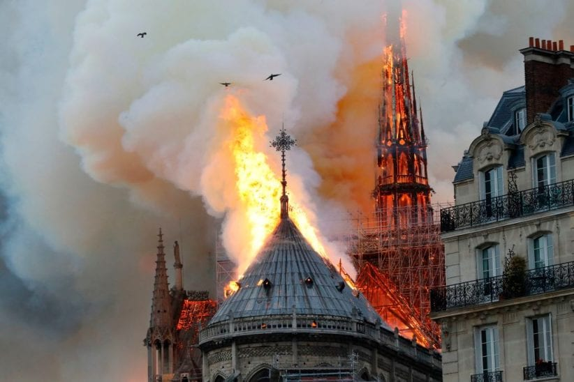 Notre Damedi Parigi.