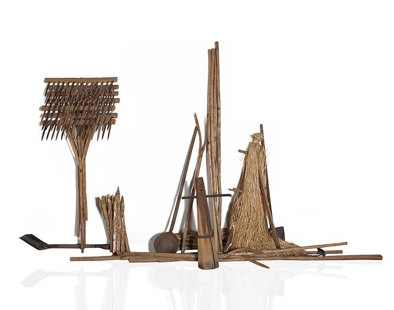 Vecchie opere e nuovi scatti: Pino Pascali torna a Venezia per la Biennale