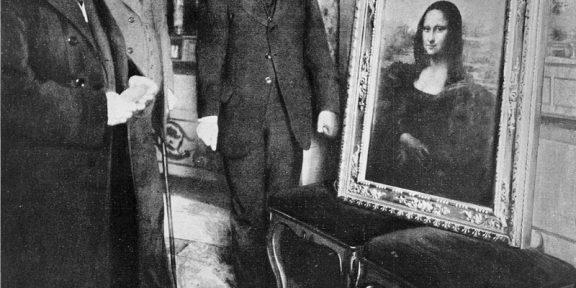 ettore modigliani brera La Gioconda ritrovata a Firenze ed esposta nel dicembre 1913