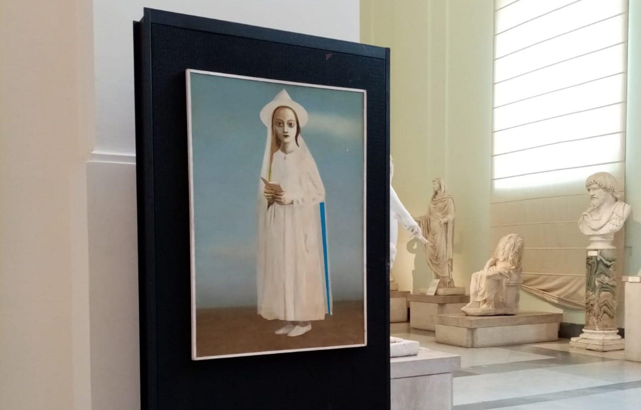 Vitagliano, Bove e Biguzzi. Mostra al Museo Archeologico di Napoli in occasione del convegno Unesco