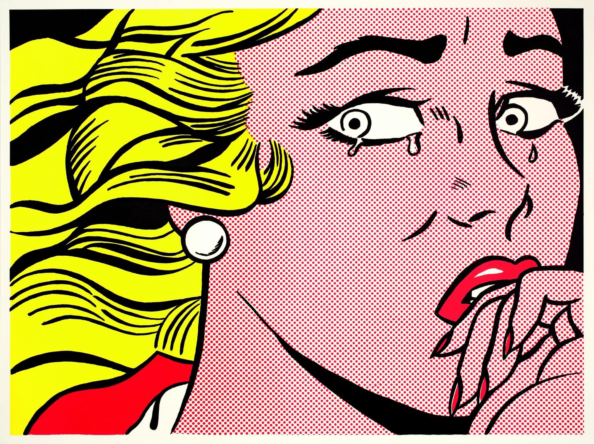 Tra bionde patinate e fumetti benday. L'America di Roy Lichtenstein al Mudec di Milano