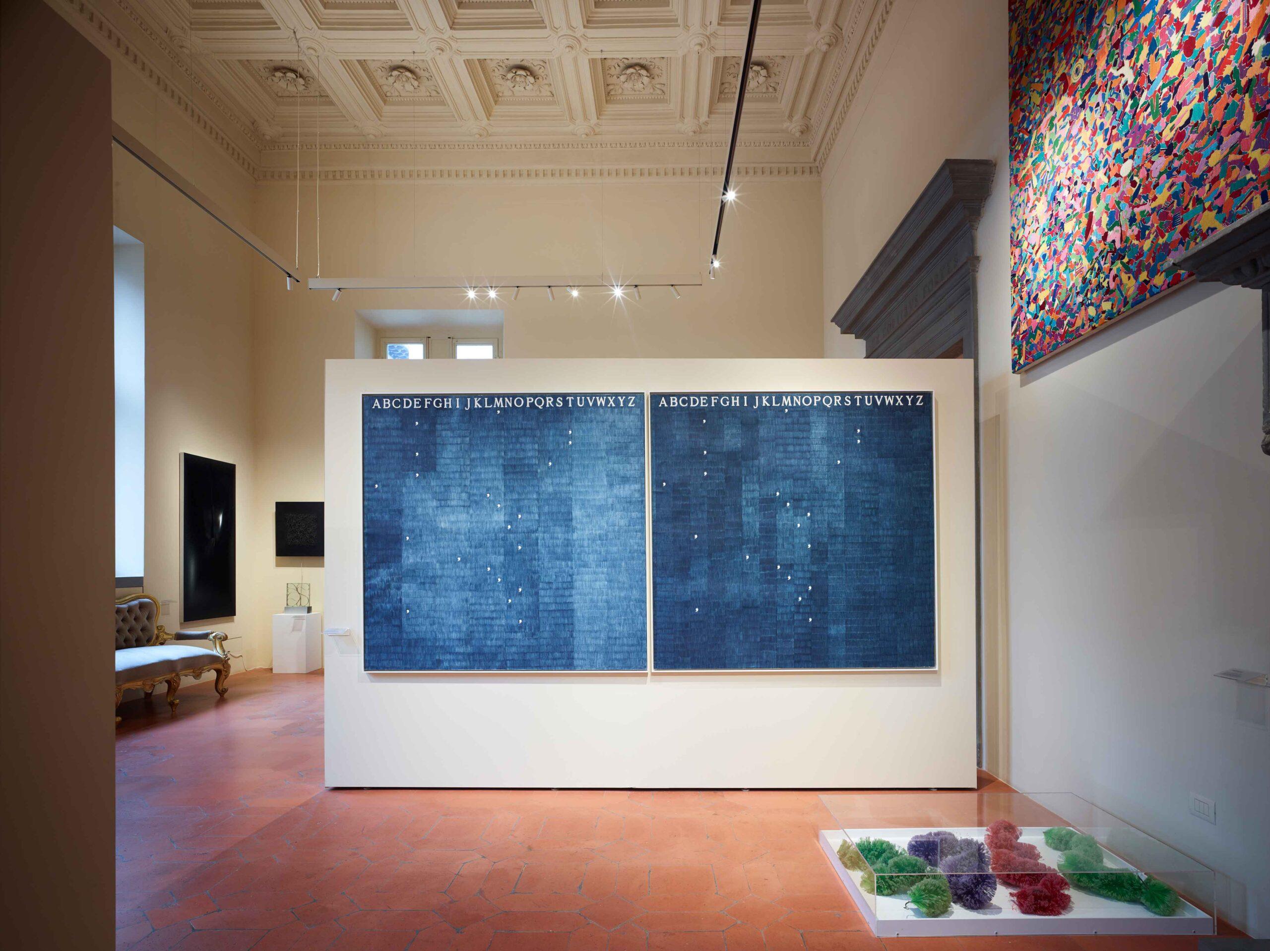 Da Boetti a Schifano, da Mirò a Basquiat: la Collezione Casamonti, tesoro italiano