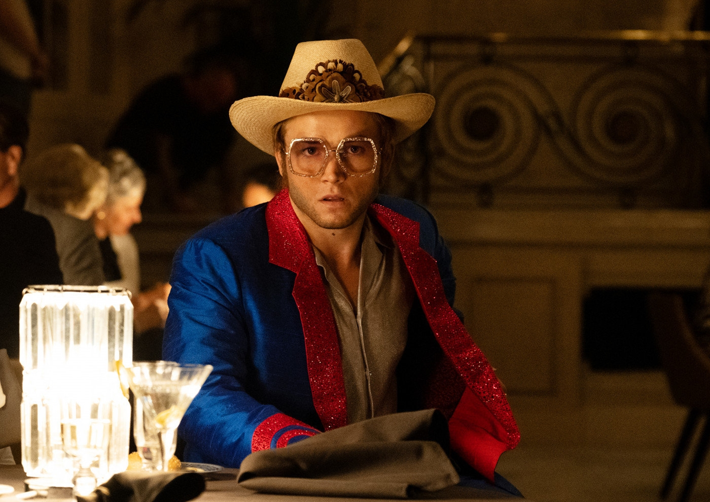 Rocketman, dolori e glorie di Sir Elton John