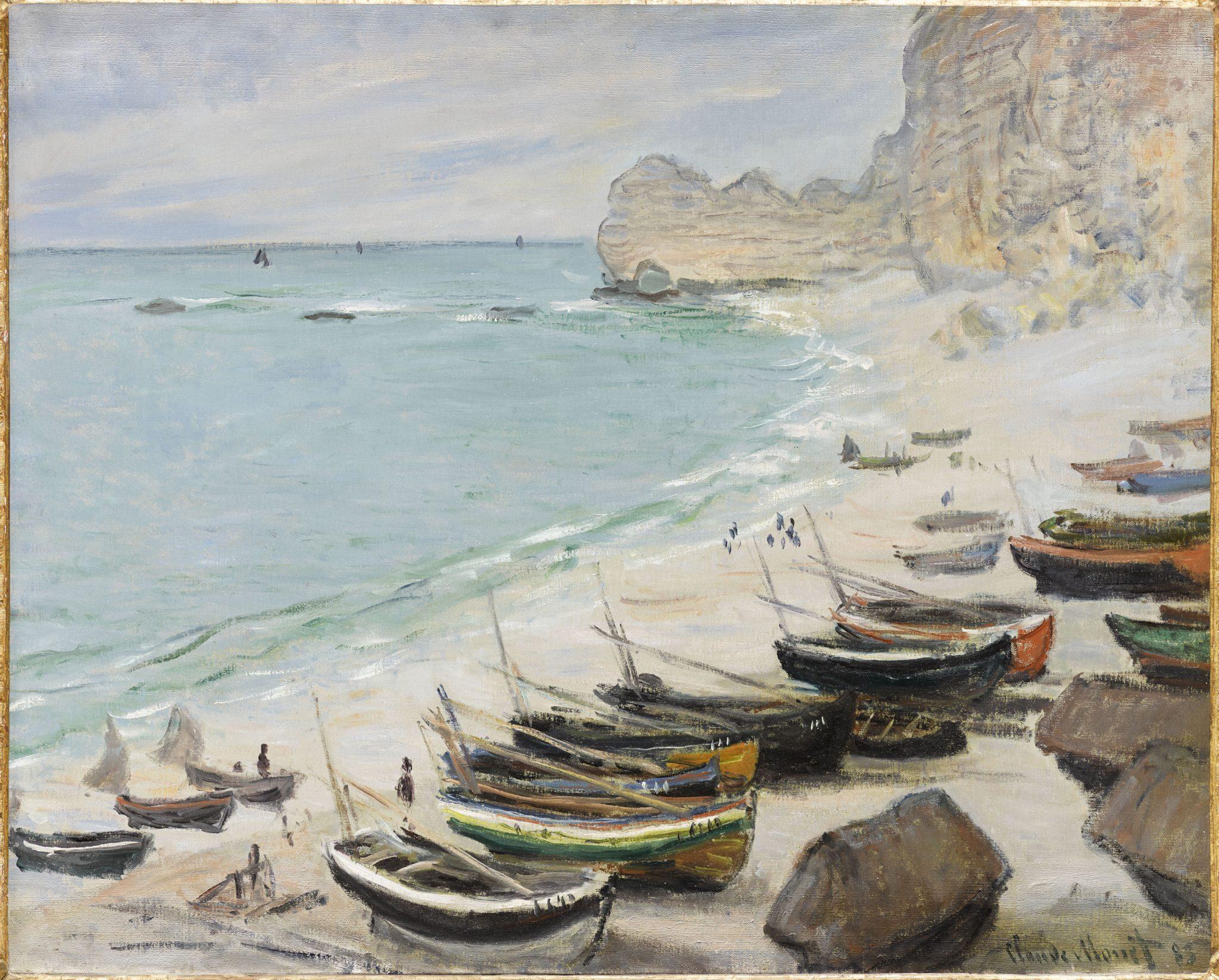 Monet, Gericault, Renoir e tanti altri: la Normandia secondo l'Impressionismo, ad Asti