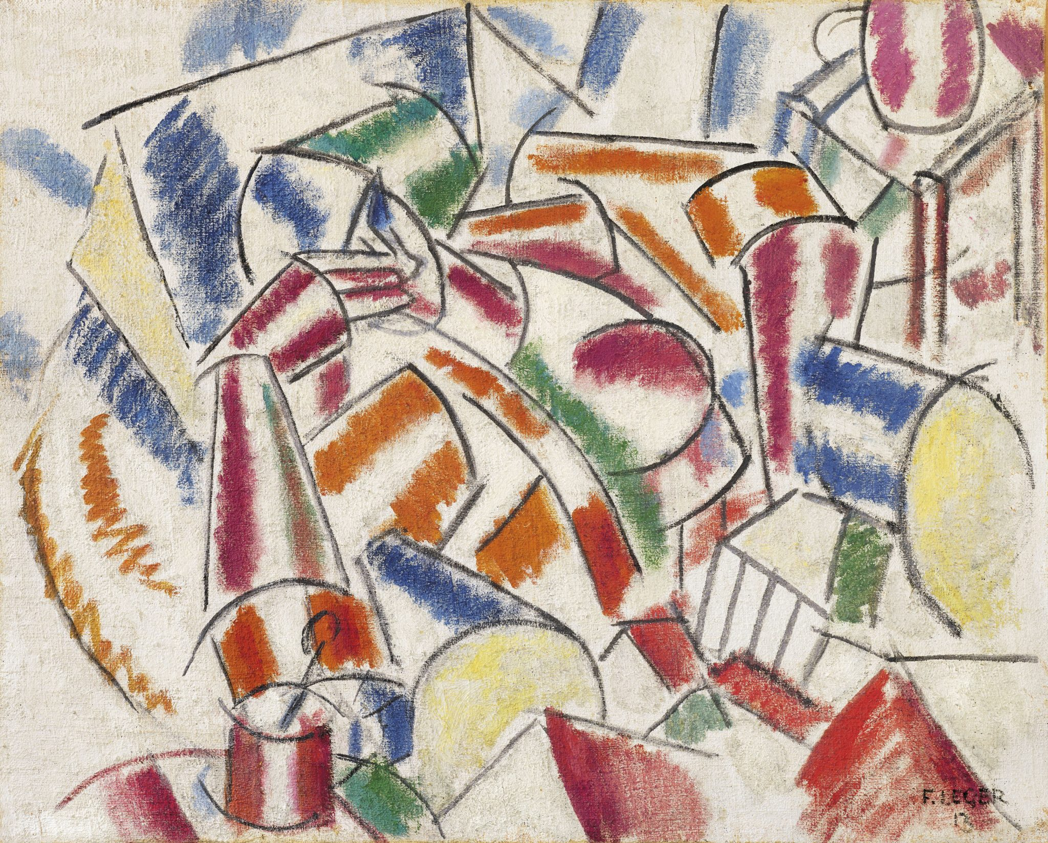 Corpi rivoluzionari. Picasso e Léger guidano l'asta di Christie's a Londra