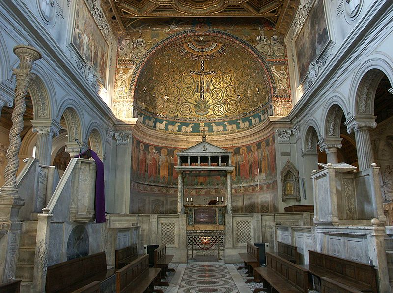 Roma Sotterranea: la Basilica di San Clemente