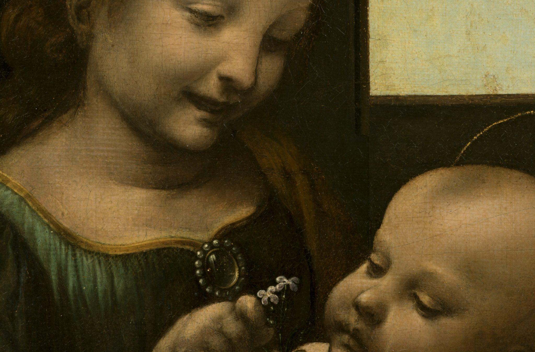 Il Leonardo russo. La Madonna Benois dell'Ermitage esposta per un mese a Fabriano