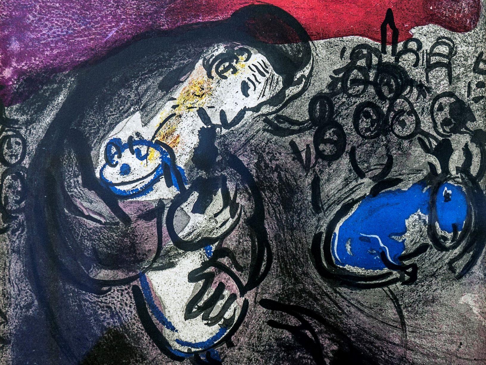 L'ineffabile mistero delle cose. Il sacro in Marc Chagall, nella sua terra natia