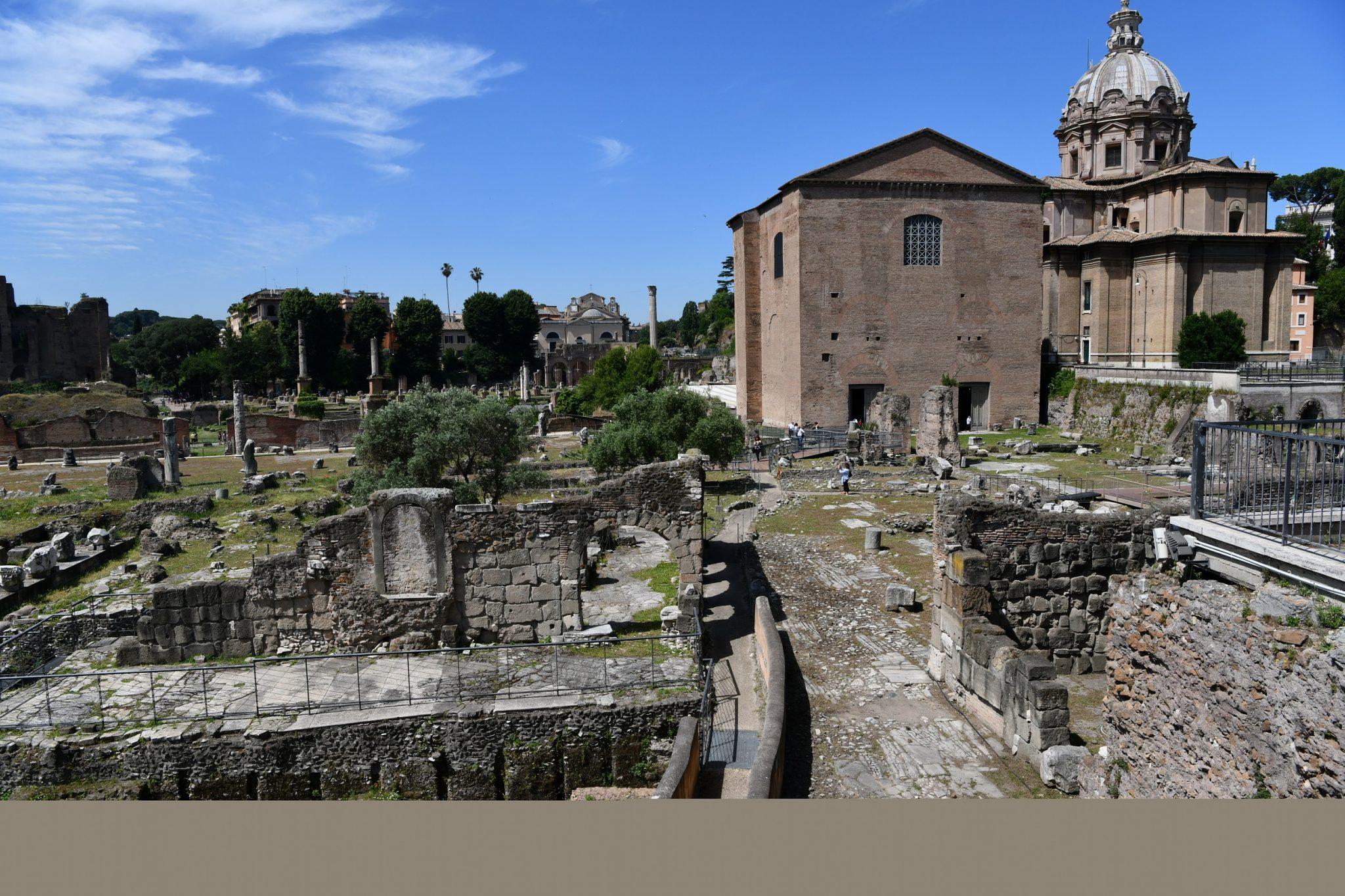Roma, tremila anni in un colpo solo: per la prima volta i Fori riuniti in un unico percorso