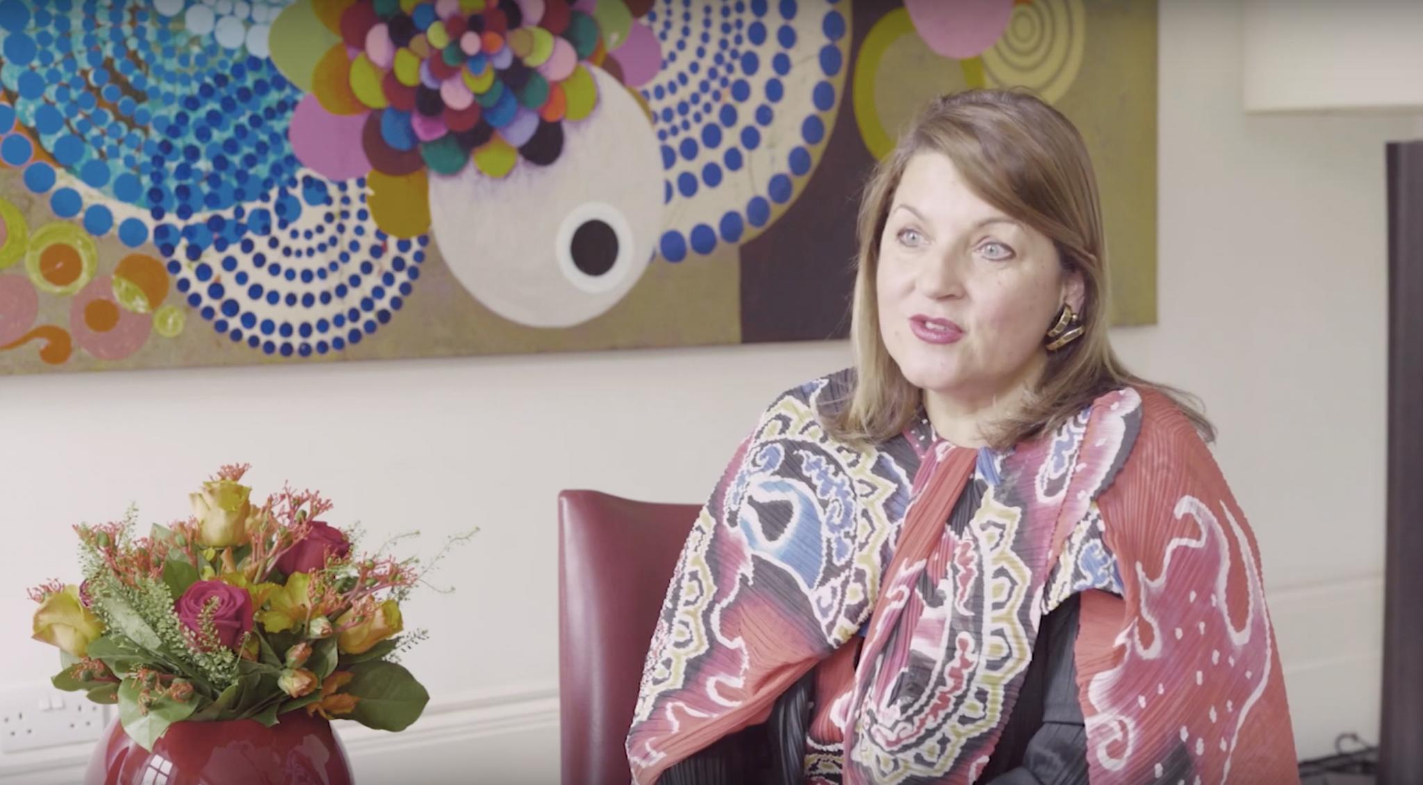 """VIDEO. Art Basel 2019, """"Colleziono opere d'arte per dare alla mia vita un lato poetico"""". Parla Catherine Petitgas"""