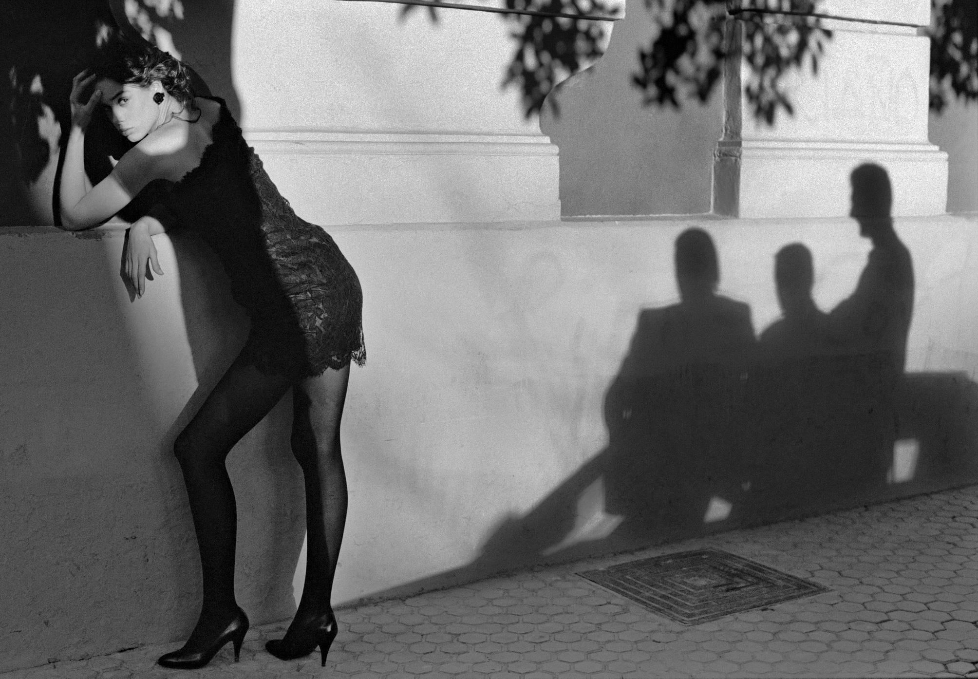 Letizia Battaglia, La bambina lavapiatti non è mai andata a scuola, 1979, Monreale © Letizia Battaglia