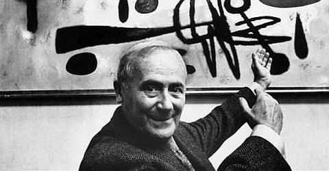 """VIDEO. """"Lo spettacolo del cielo mi sconvolge"""", il MOMA racconta la magia di Joan Miró"""