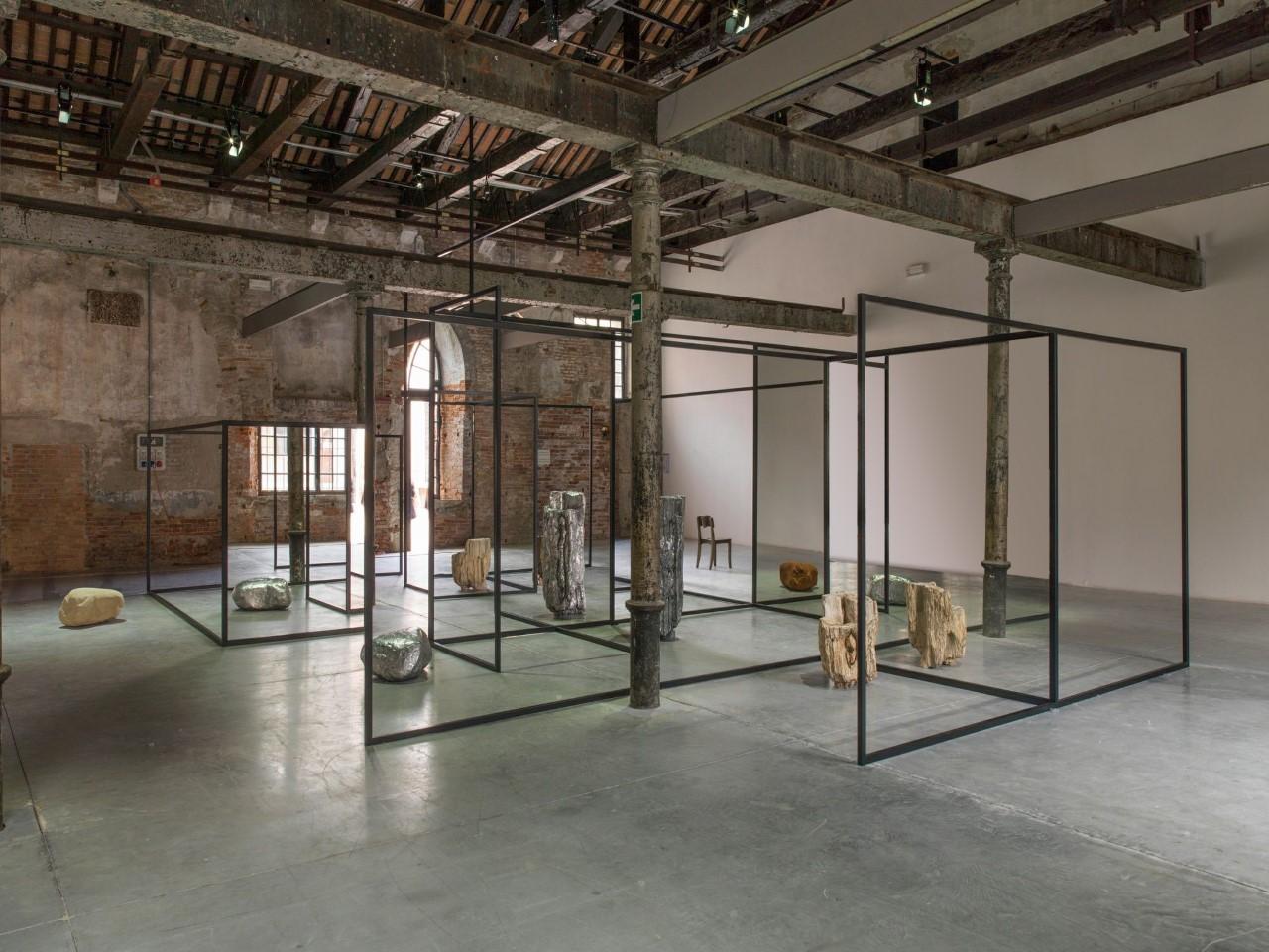 Alicja Kwade Biennale di Venezia, crediti fotografici Alicja Kwade