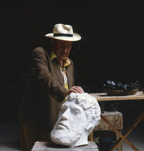 Giacomo Manzù, Ardea - 1989 (2)