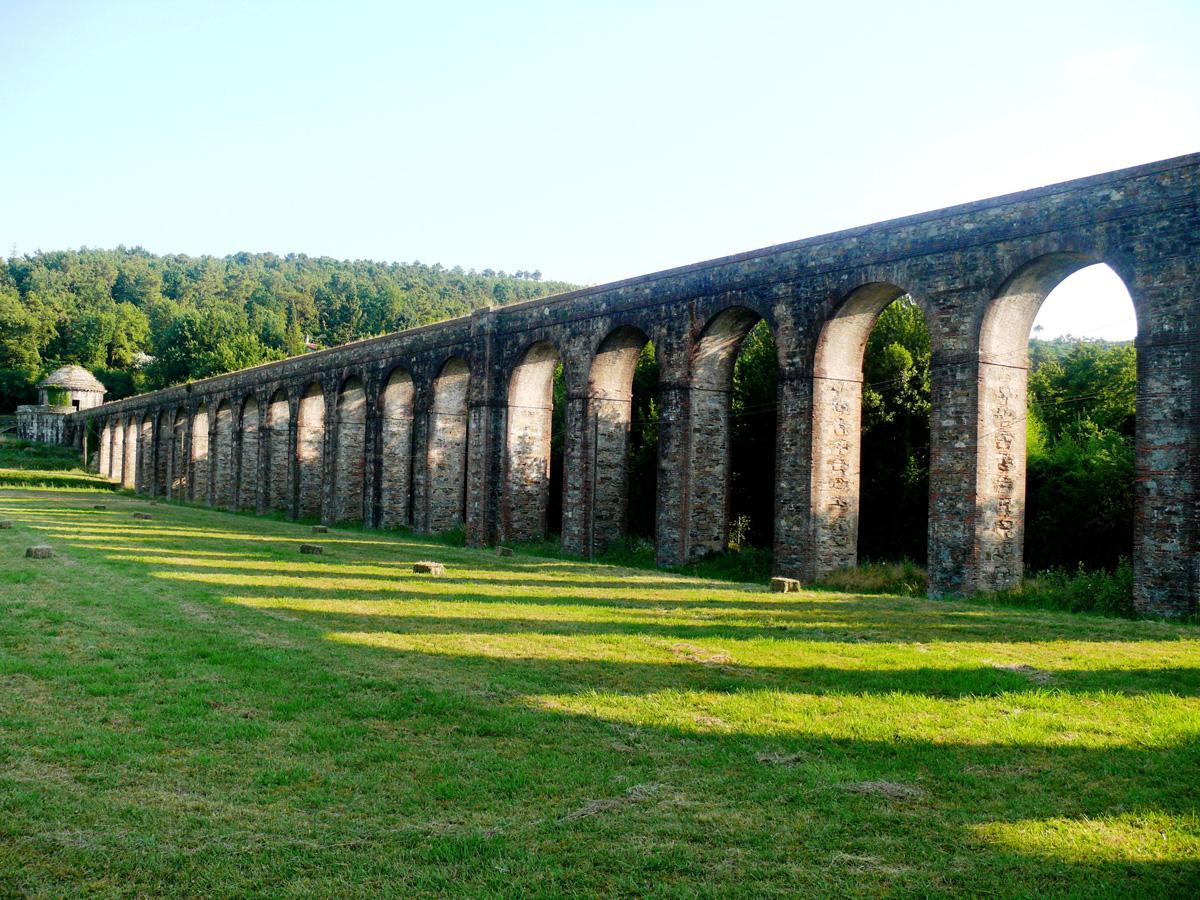 L'Acquedotto Mediceo di San Giuliano, fra i destinatari di fondi Mibac