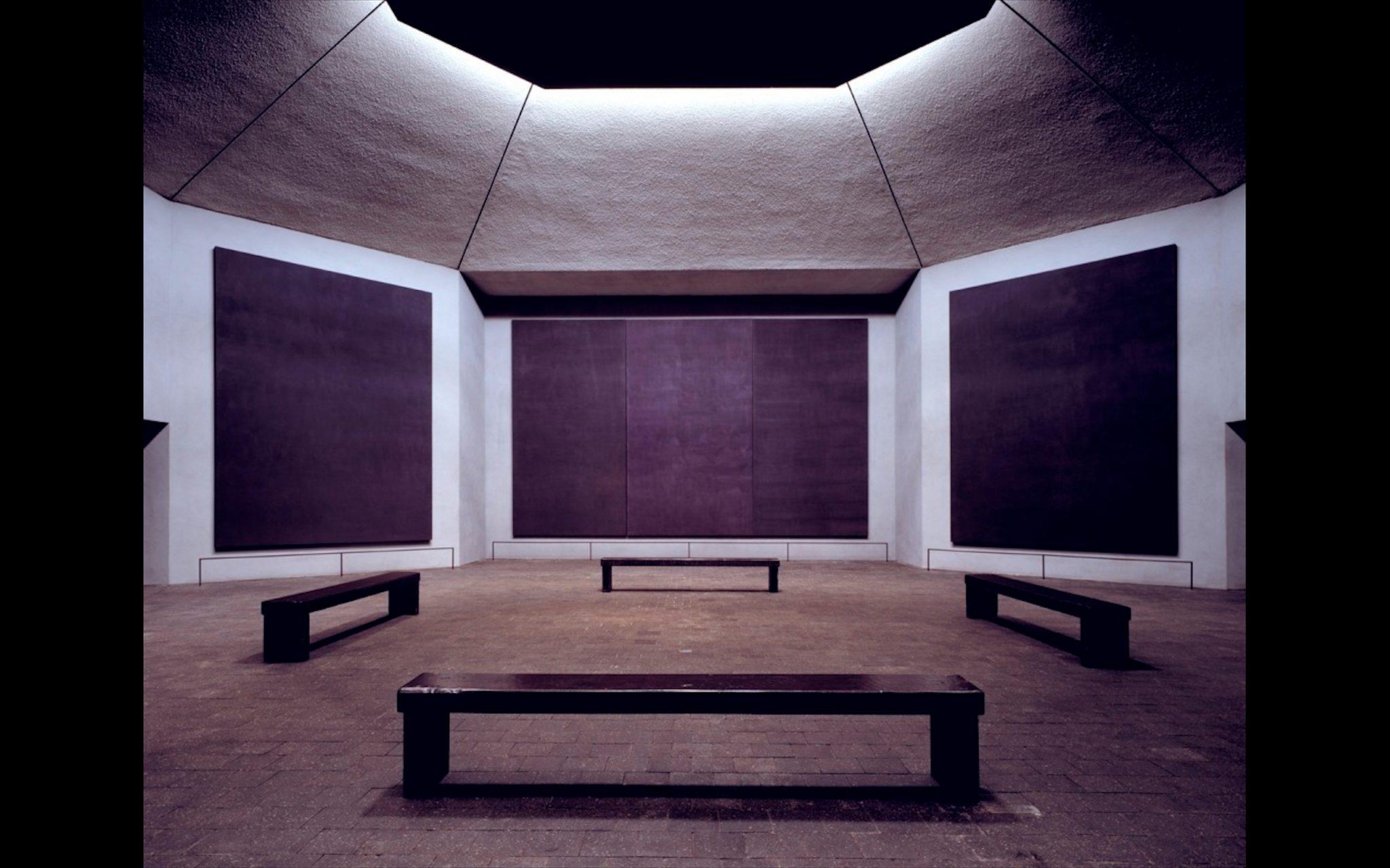 La Rothko Chapel, a Houston