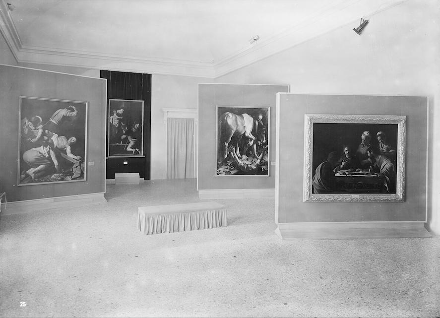 Caravaggio 1951, storia e fortuna critica della grande mostra di Roberto Longhi a Palazzo Reale