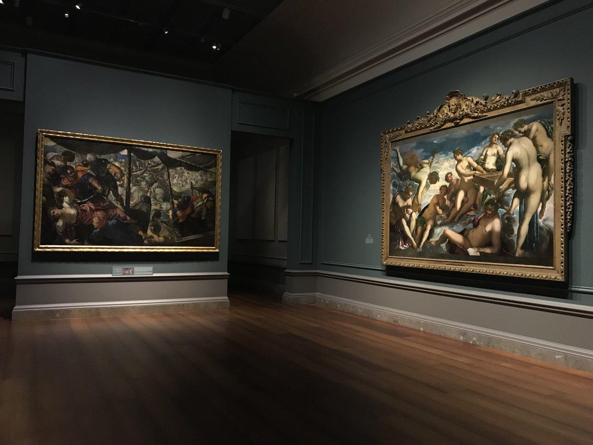 Tintoretto alla National Gallery di Washington