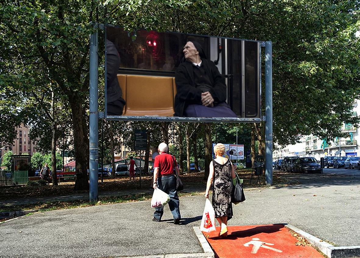 Flashback si avvicina: a Torino compare un' opera-manifesto che anticipa la fiera