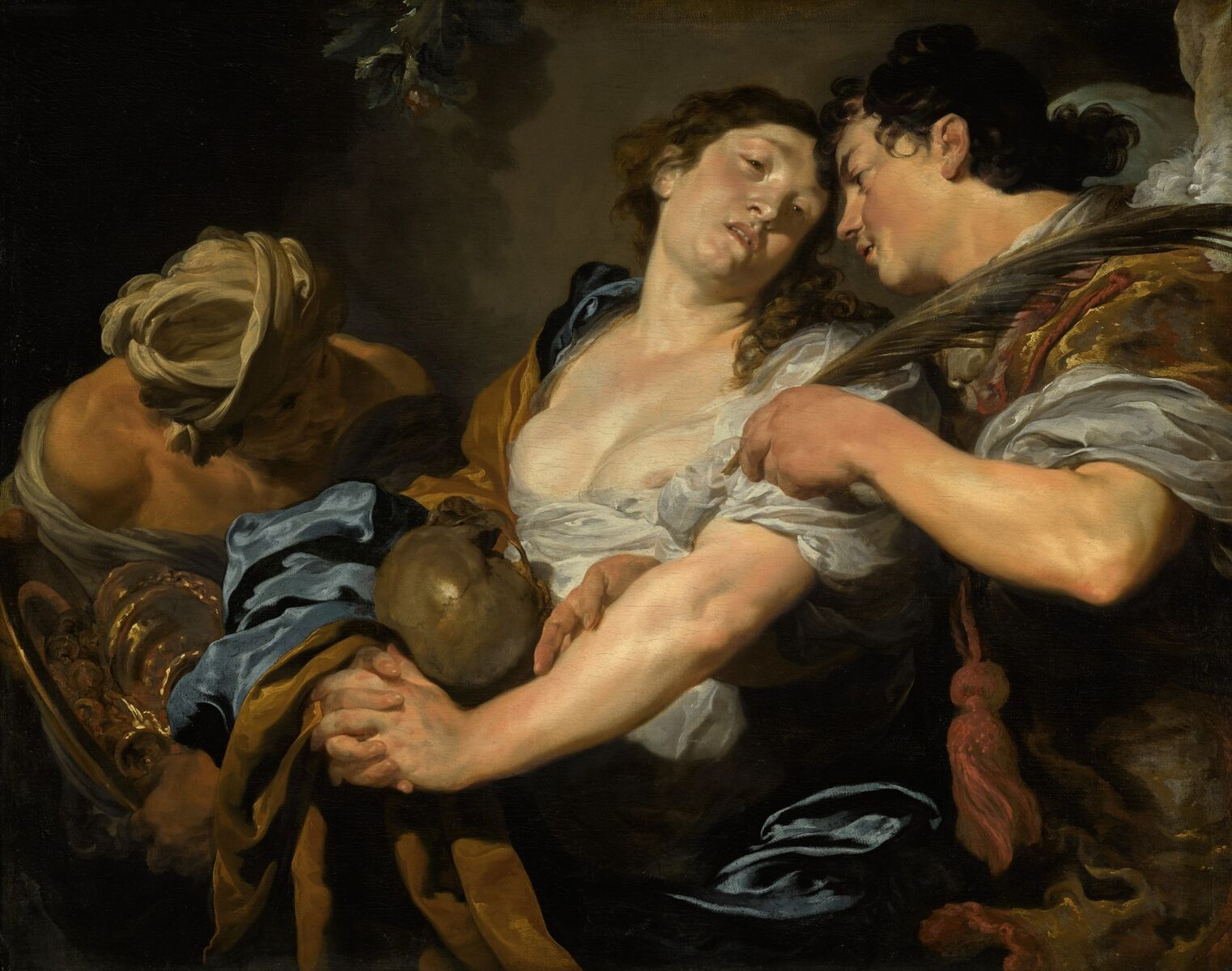 Il Met ha acquistato la Maddalena di Johann Liss per  £5.7 milioni in asta da Sotheby's