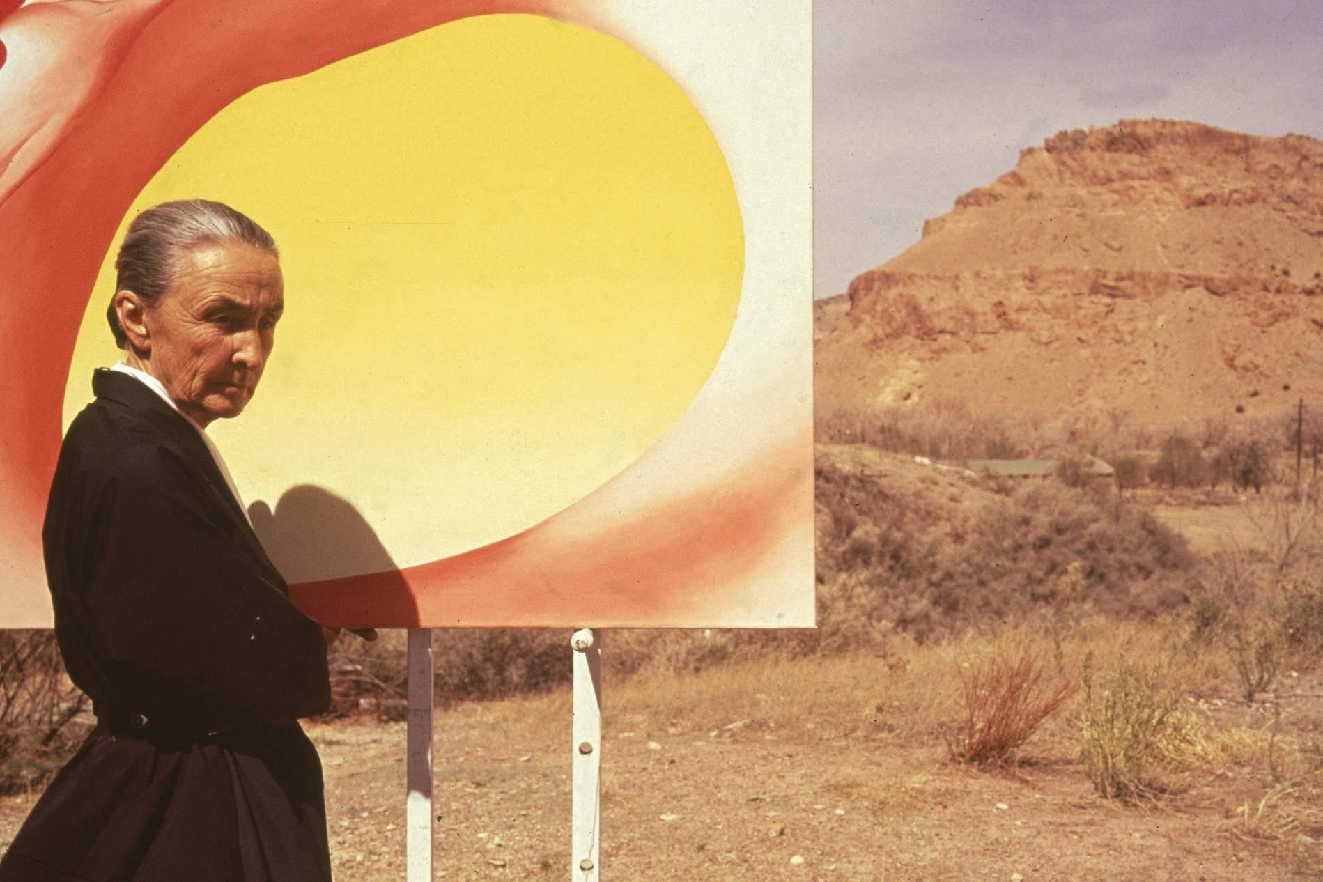 Georgia O'Keeffe. Storia di un'anticonformista innamorata del New Mexico