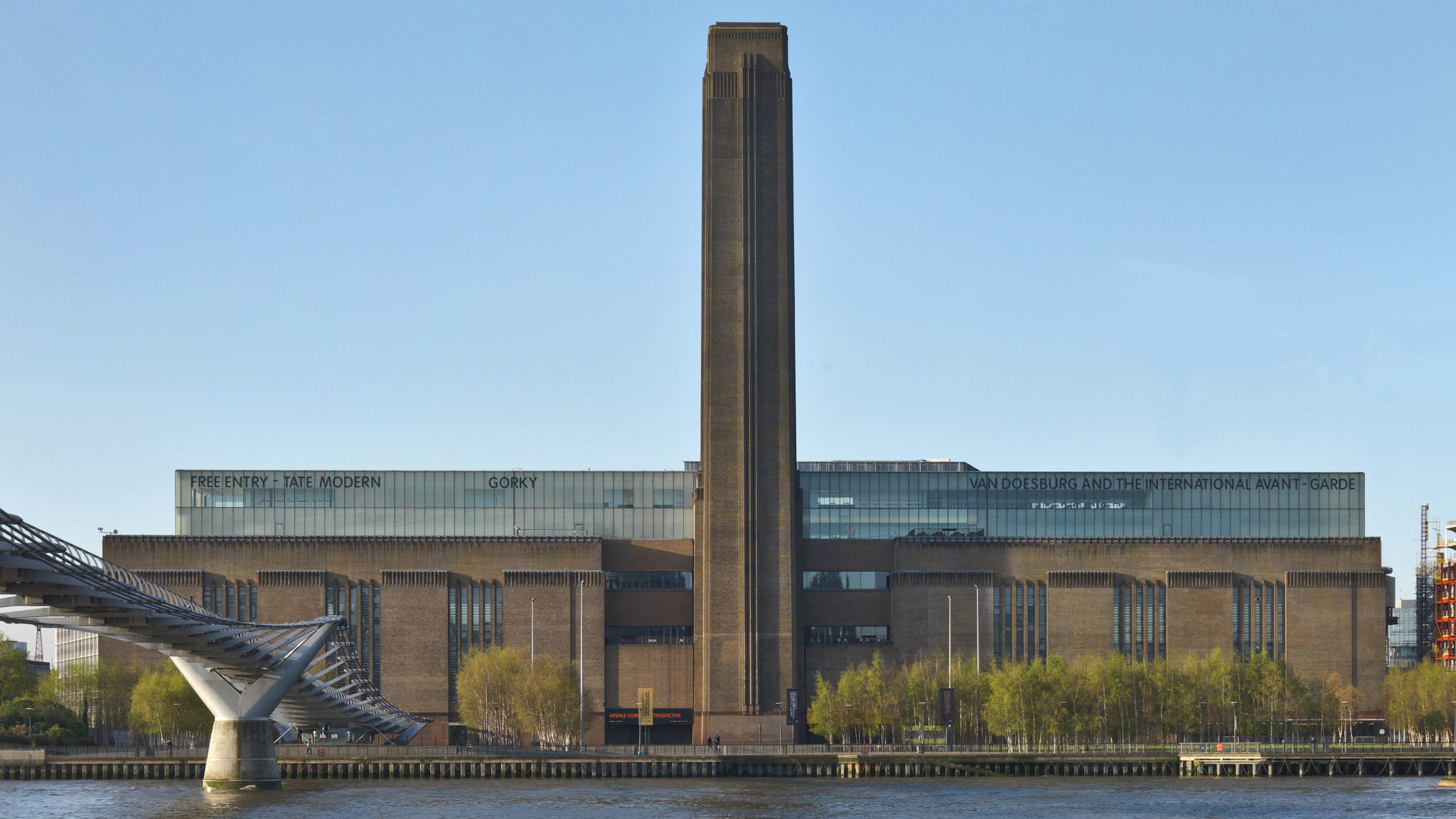 La Tate Modern, a Londra